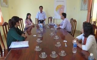 Thi tuyển chức danh Phó trưởng phòng Kinh tế - Hạ tầng huyện Tân Biên