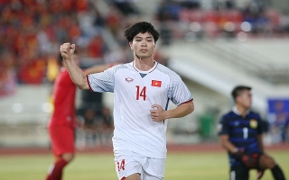 Công Phượng: 'Thắng Lào 3-0 chưa nói lên điều gì'