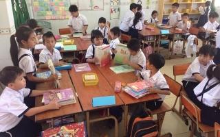 Tổng kết, đánh giá thí điểm mô hình trường học mới VNEN và sách tiếng Việt lớp 1 Công nghệ giáo dục