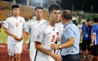 Báo Hàn Quốc khuyên Việt Nam giữ tập trung sau trận thắng Lào