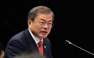 Tổng thống Moon cân nhắc mời lãnh đạo Triều Tiên dự hội nghị Hàn Quốc-ASEAN