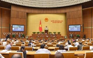 Nghị quyết của Ủy ban Thường vụ Quốc hội về nhân sự