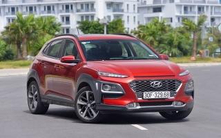 Hyundai Kona - crossover kiểu mới cho khách trẻ Việt