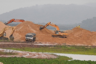 Doanh nghiệp khai thác cát chấp hành tốt nghĩa vụ thuế