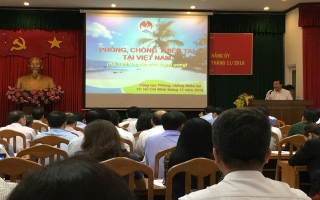 Ban Tuyên giáo Trung ương tổ chức Hội nghi báo cáo viên khu vực phía Nam tháng 11.2018