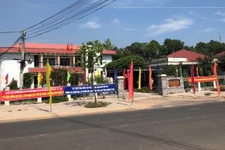 Kỷ niệm 20 năm thành lập Thị trấn Châu Thành