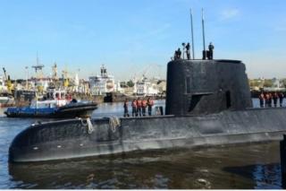 Argentina tìm thấy tàu ngầm sau 1 năm mất tích