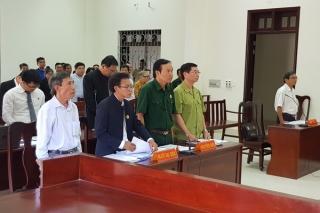 Xét xử phúc thẩm vụ án oan sai đối với ông Nguyễn Văn Dũng: Y án sơ thẩm