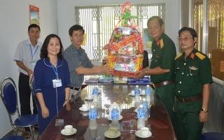 Bộ CHQS chúc mừng ngày Nhà giáo Việt Nam