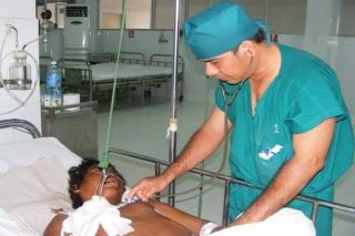 Lấy Bệnh viện Đa khoa tỉnh làm trung tâm