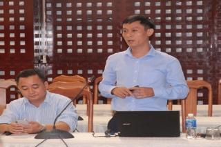 Tập đoàn VNPT giới thiệu trục tích hợp hành chính công tại Tây Ninh