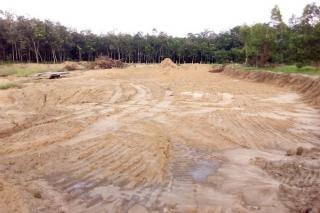 Chậm xử lý khai thác đất trái phép