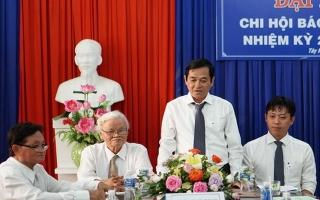 Đại hội Chi hội Báo Tây Ninh, nhiệm kỳ 2018-2020