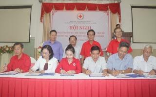 Tổng kết công tác Hội và hoạt động Chữ thập đỏ năm 2018
