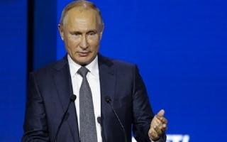 Putin từ chối đề nghị điện đàm của Tổng thống Ukraine