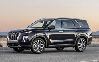 Hyundai Palisade - đàn anh của Santa Fe ra mắt thế giới