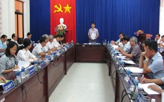 Năm 2018, tình hình kinh tế, xã hội TP.Tây Ninh tiếp tục chuyển biến tích cực