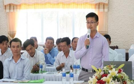 Dành 32 gian hàng miễn phí trưng bày đặc sản Tây Ninh