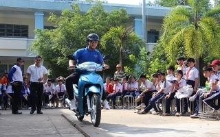 Ngày hội Thanh niên với văn hoá giao thông