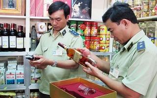 Cao điểm chống buôn lậu, gian lận thương mại dịp Tết Kỷ Hợi 2019