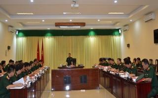 Đoàn công tác Bộ Quốc phòng kiểm tra LLVT Tây Ninh