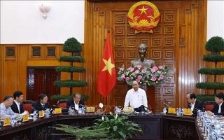 Thủ tướng Nguyễn Xuân Phúc: Việt Nam tôn trọng, bảo đảm tự do tôn giáo, tín ngưỡng
