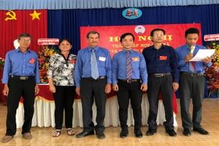 Thành lập HTX sản xuất nông nghiệp Trí Bình