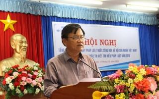 Tây Ninh tổng kết 5 năm ngày Pháp luật