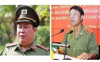 Khởi tố 2 cựu tướng công an - Trần Việt Tân và Bùi Văn Thành