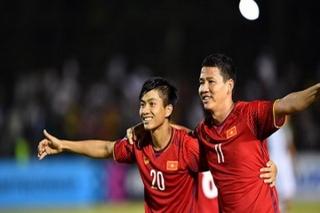 15 bàn thắng của tuyển Việt Nam tại AFF Cup 2018