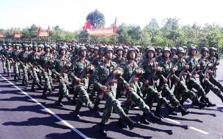 Xây dựng quân đội cách mạng, chính quy, tinh nhuệ, từng bước hiện đại
