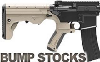 """Mỹ cấm """"độ"""" súng bán tự động"""