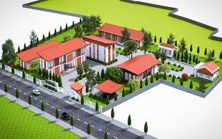 Xây dựng Trung tâm Bảo trợ xã hội tổng hợp