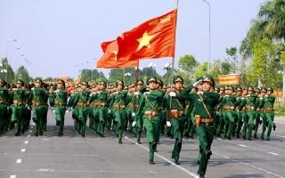 Tiếp tục xây dựng quân đội hùng mạnh, bảo vệ vững chắc Tổ quốc Việt Nam xã hội chủ nghĩa