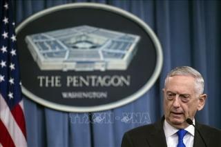 Bộ trưởng Quốc phòng Mỹ James Mattis từ chức