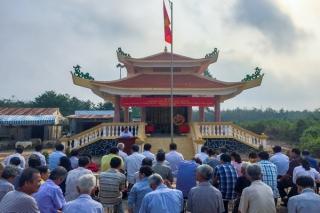 Khánh thành nhà bia tưởng niệm liệt sĩ xã Gia Bình