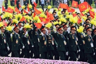 Xứng đáng là đội quân bách chiến, bách thắng của Đảng, Nhà nước và nhân dân