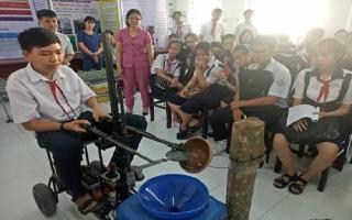 Thành phố Tây Ninh: Khai mạc cuộc thi Sáng tạo khoa học kỹ thuật
