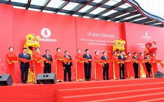 Khai trương tổ hợp Trung tâm, khách sạn và nhà phố tại Tây Ninh