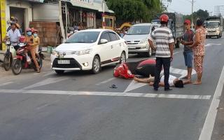 Tai nạn giao thông vì đèn tín hiệu hư hỏng