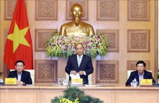 Chính phủ tập trung chuẩn bị cho kỳ họp thứ 7, Quốc hội khóa XIV