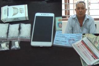 Bắt giữ đối tượng mua bán, tàng trữ trái phép chất ma túy
