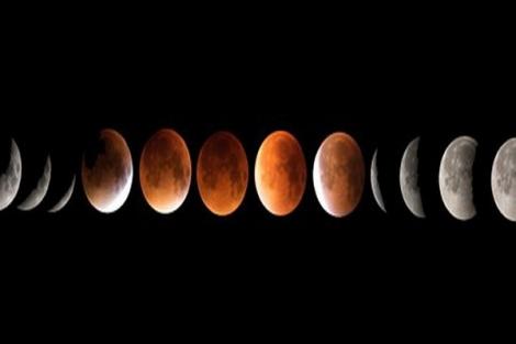 """""""Siêu trăng máu"""" sẽ xuất hiện vào đầu năm mới 2019"""