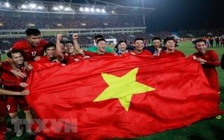 Lịch thi đấu chi tiết của đội tuyển Việt Nam tại Asian Cup 2019