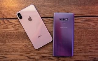 Apple, Samsung thống trị thị trường smartphone cao cấp