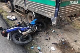Một vụ tai nạn hy hữu