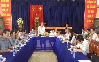 Trường Đông đạt 19 tiêu chí xã nông thôn mới
