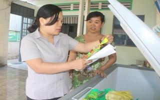 Ra quân kiểm tra an toàn thực phẩm dịp Tết Nguyên đán