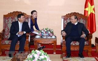 Thủ tướng đề nghị Ngân hàng Nhà nước Việt Nam tiếp tục hỗ trợ Lào