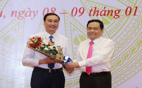 Ủy ban Trung ương MTTQ Việt Nam có thêm Phó Chủ tịch